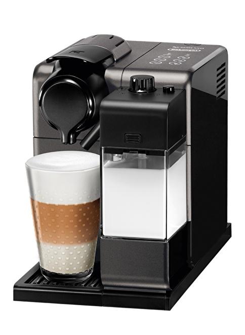 Nespresso F 511 Latissima Black Titanium Kahve Mak. Gri
